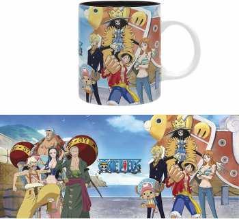 3665361037385 One Piece Mug Luffy Crew