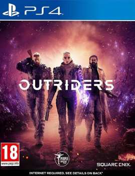 5021290085503 Outriders Day One Edition FR PS4