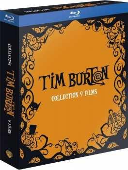 5051889538448 Tim Burton - Collection 9 Films FR BR