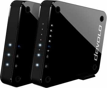 4250059699687 Devolo GigaGate Starter Kit  Bridge Wi-FI Grande Portée Et Conexion Rapide