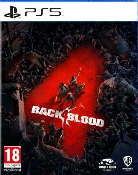 5051888256725 Back 4 Blood FR PS5