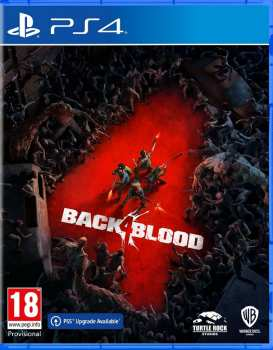 5051888256718 Back 4 Blood FR PS4