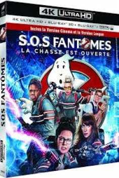 5510107754 Ghostbusters S.O.S Fantomes 2016 4K Ultra HD FR BR