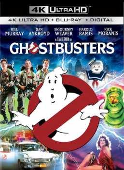3333298300666 Ghostbusters S.O.S Fantomes 1 4K Ultra HD FR BR