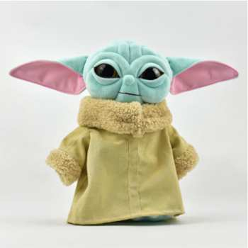 5510107755 Peluche Baby Yoda 30 Cm
