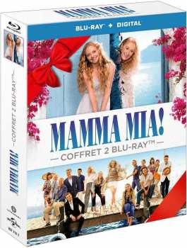 5053083171278 Mamma Mia 1 Et 2 Coffret 2 Bluray Fr