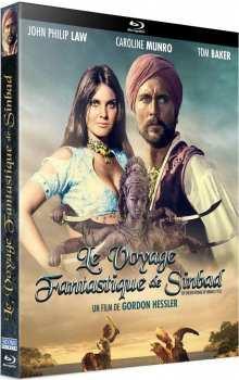 3512392520341 Le Voyage Fantastique De Sinbad De Gordon Hessler bluray fr