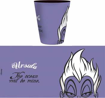 3665361007593 Mug Disney Villains Ursula 34cl