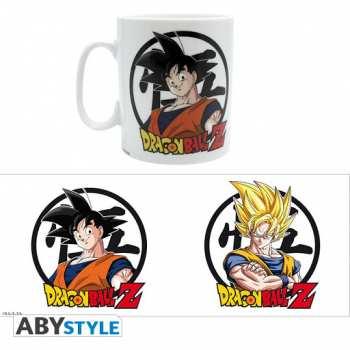 3700789202738 Mug Dragon Ball Z Goku