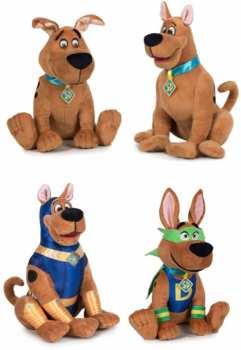 8425611387791 Peluches Scooby Doo/Scrappy Saison 3