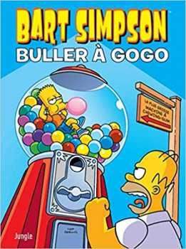 9782822231855 Bart Simpson Bulle A Gogo BD