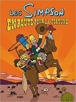 9782822232531 Les Simpsons En Route Pour La Fortune Tome 44 Jungle