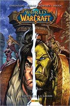 9782809493856 World Of Warcraft - Le Souffle De La Guerre - Tome 3 - Comics
