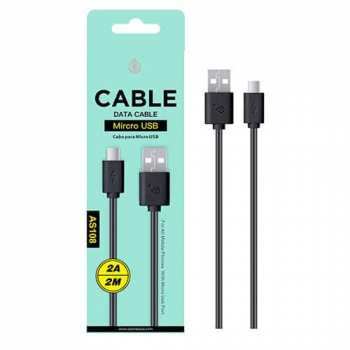 8435350757076 Cable De Charge Micro USB 2m