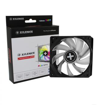 5510107858 Ventilateur 120mm Argb Xilence Black Edition