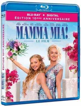 5053083158934 Mamma Mia! Le Film - Edition 10e Anniversaire - FR BR
