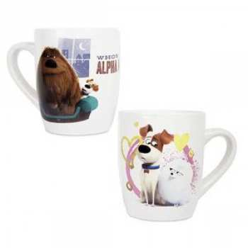 5510107887 Mug Comme Des Betes (secret Life Of Pets)