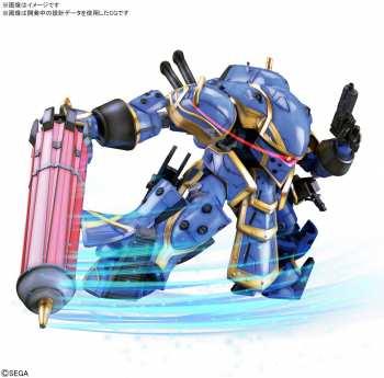 5510107889 Sakura Wars - HG 1/24 Spiricle Striker Mugen (Anastasia) - Model  Kit