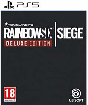 3307216204688 Tom Clancy Rainbow Six Siege Deluxe Edition FR PS5