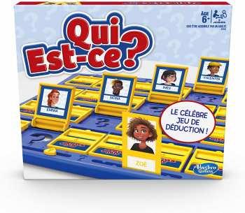 5010993660247 Jeu De Deduction Qui Est Ce Edition De Base Hasbro