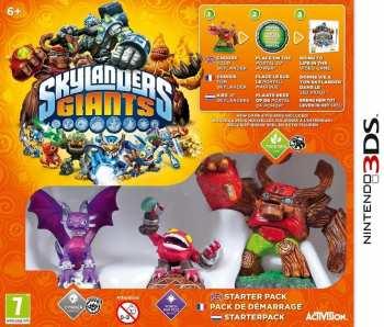 5510107902 Figurine Skylanders : Giants Jeu Uniquement 3ds