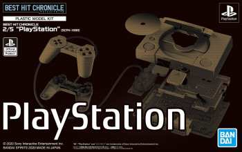 4573102589156 Model Kit  Console Playstation 1 Scph 1