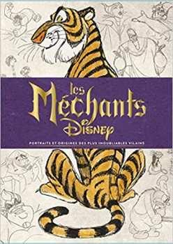 9782364804715 Disney Les Mechants Portraits Et Origines