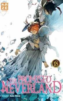 5510107936 The Promised Neverland Tome 18 Kazé -B-