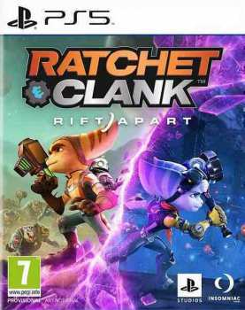 711719825692 Ratchet And Clank Rift Apart FR PS5