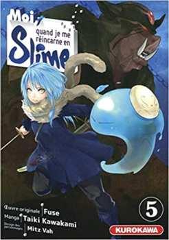 5510107939 Manga Moi Quand Je Me Reincarne En Slime - Mug 320ML -