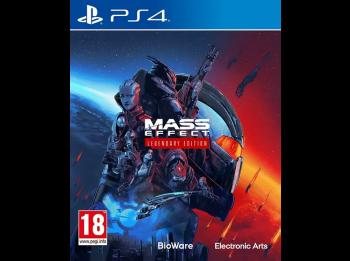 5035225124694 Mass Effect Legendary Edition Ps4 Fr