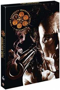 5051889656487 Inspecteur Harry - Integrale  5 Films Clint Eastwood FR BR