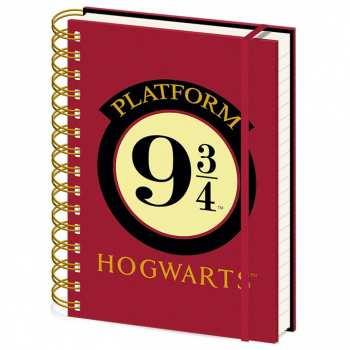 5051265732347 otebook Format A5  Harry Potter Platform 9 3/4 Hogwarts
