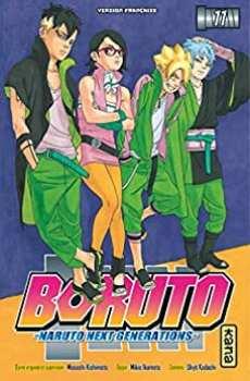 9782505086673 Manga Boruto Tome 11 - Kana -