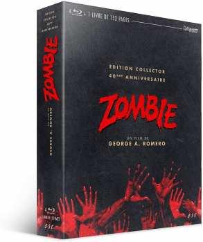 3760247206449 Zombie - Dawn Of The Dead Edition 40eme Anniversaire Bluray 4k (4 Bluray + Bonus