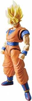 4573102580894 Model Kit Gunpla Dragon Ball Z Super Sayan Son Goku