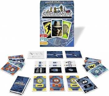 4005556207879 Scotland Yard - Le Jeu De Cartes - Jeu De Societe - Ravensburger