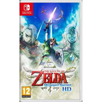 45496427818 THE LEGEND OF ZELDA SKYWARD SWORD HD Nintendo Switch
