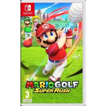45496427726 Mario Golf Super Rush FR Switch