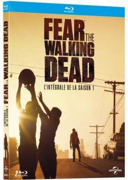 5053083141790 Fear The Walking Dead Saison 1 Bluray Fr