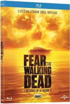 5053083094829 Fear the walking dead saison 2 bluray fr