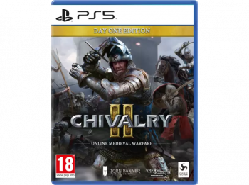 4020628694197 Chivalry II 2 Day One Edition FR PS5