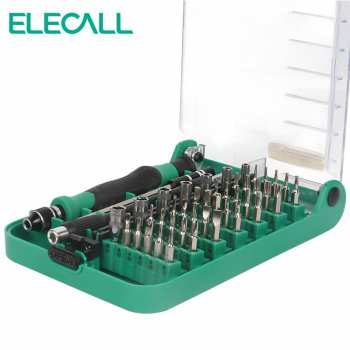 5510108059 lecall Kit Tournevis 35 Embouts