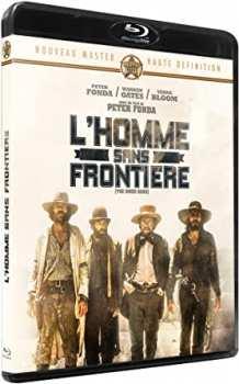 5510108068 L Homme Sans Frontiere Avec Peter Fonda Bluray Fr