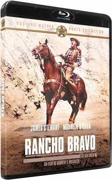 5510108069 Rancho Bravo Avec James Stewart Bluray Fr