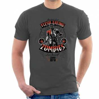 8718526321128 T Shirt Resident Evil Flesh Eating Zombies Taille L