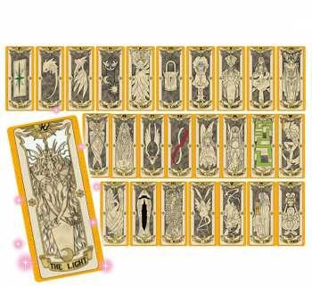 5510108092 Card Captor Sakura - Carte De Clow