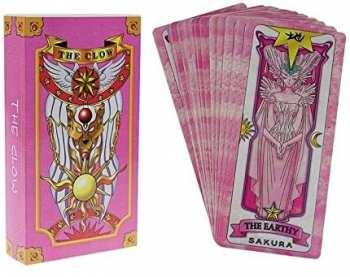 5510108093 Card Captor Sakura - Carte De Sakura