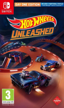8057168503944 Hot Wheels Unleashed Day One Edition FR Switch