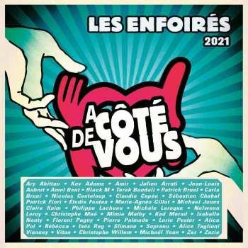 194398572925 Les Enfoires 2021 - A Cote De Vous CD